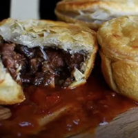 Beef & Stout Pies